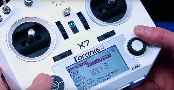 Come aggiornare Firmware Taranis XJT - LBTFCC Europa